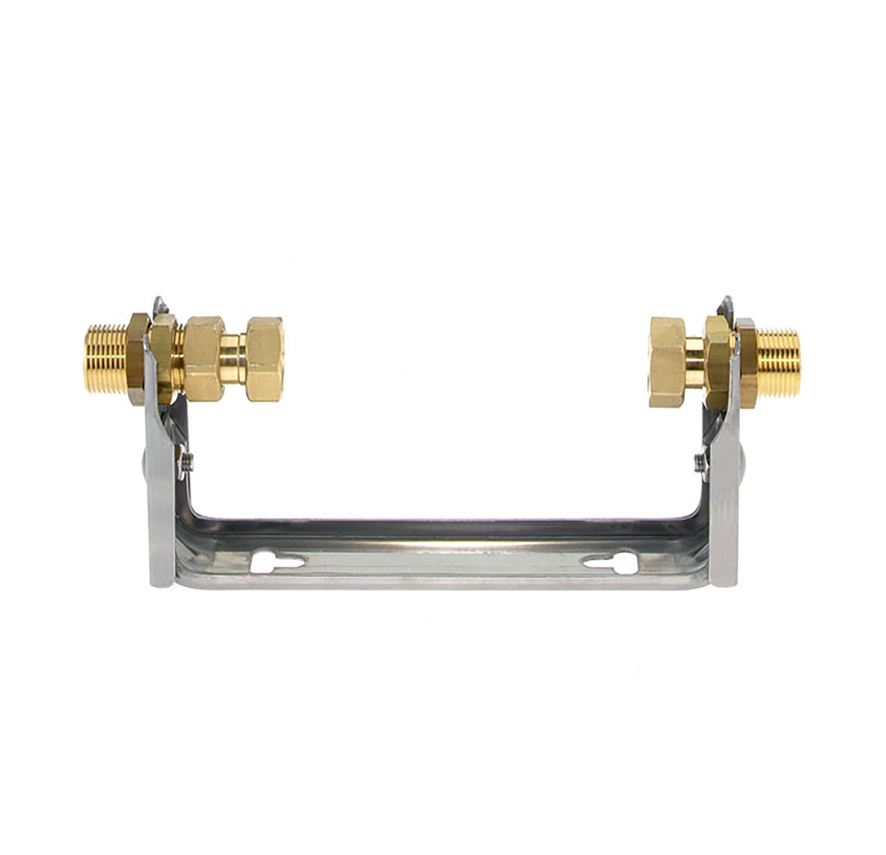 5060250 - Water meter Connection kit bracket fix, horizontal installation