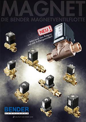 Prospekt Bender Magnetventile